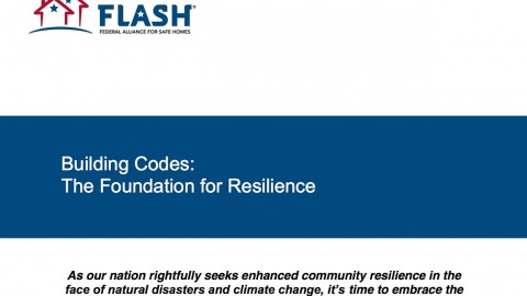 FLASH Report on Building Codes