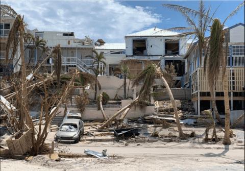 New York Times quotes RAF Chair as Dorian menaces towards Bahamas